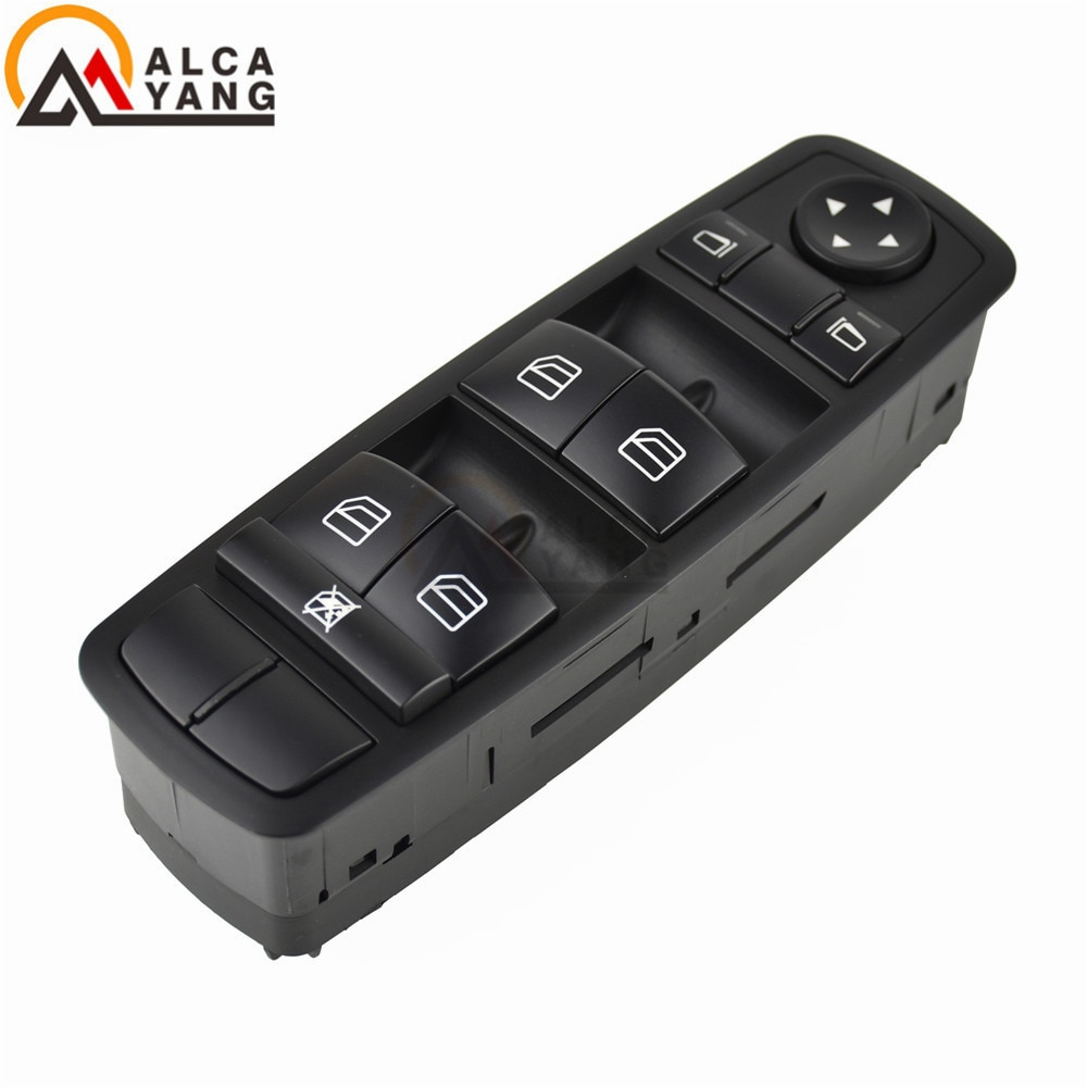 Malcayang-interrupteur de fenêtre électrique   Nouveau commutateur de fenêtre électrique A2518300090/2518300090 pour Mercedes Benz GL R ML