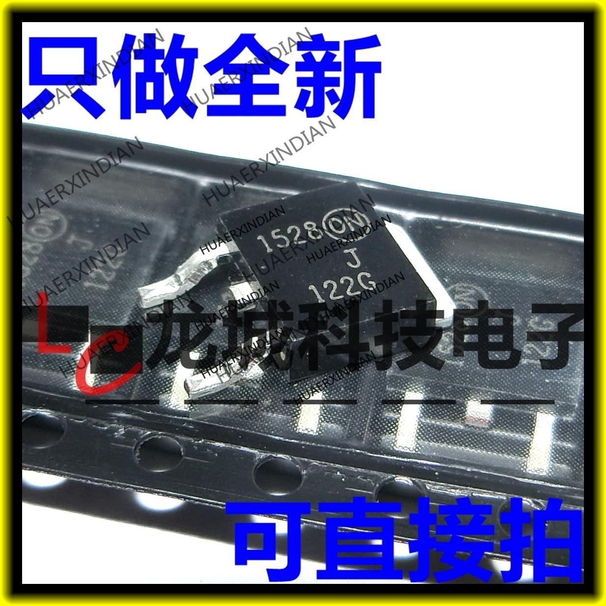 10 unids/lote nueva MJD122G MJD122T4G J122G TIP122 SOT-252 en stock