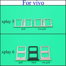 YuXi SIM Card Holder Slot Tray SIM card For vivo Xplay5 /5.43inch/ Xplay 5 Xplay5A Xplay5S  Xplay 6