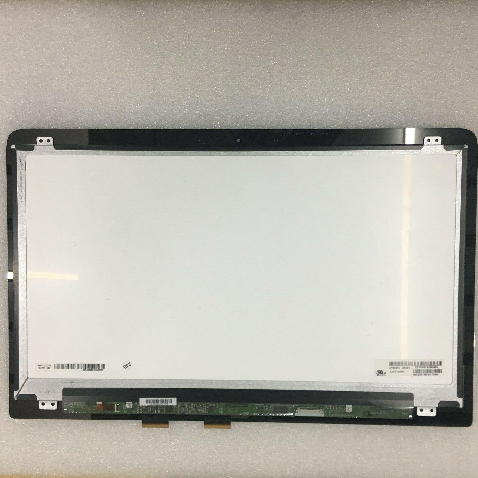 For HP Spectre X360 15-ap series 15-ap018ca 15-ap011dx 15-ap062nr 15-ap052nr Laptop LCD Display Touch Digitizer Screen Assembly