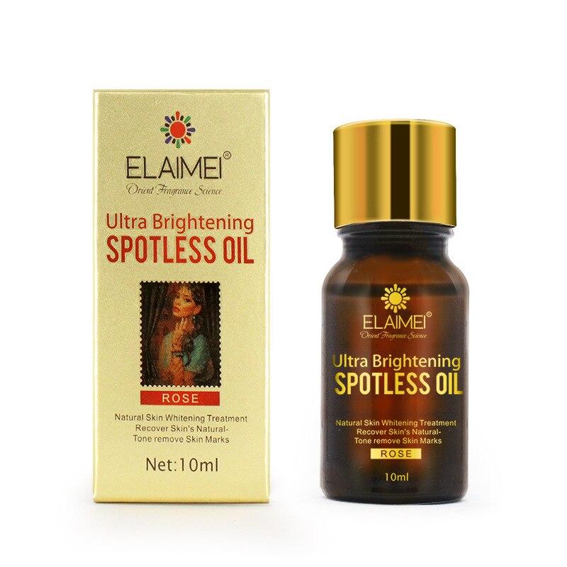 Aceite brillante sin manchas oscuras eliminar el brillo quemar estrentch eliminación de...