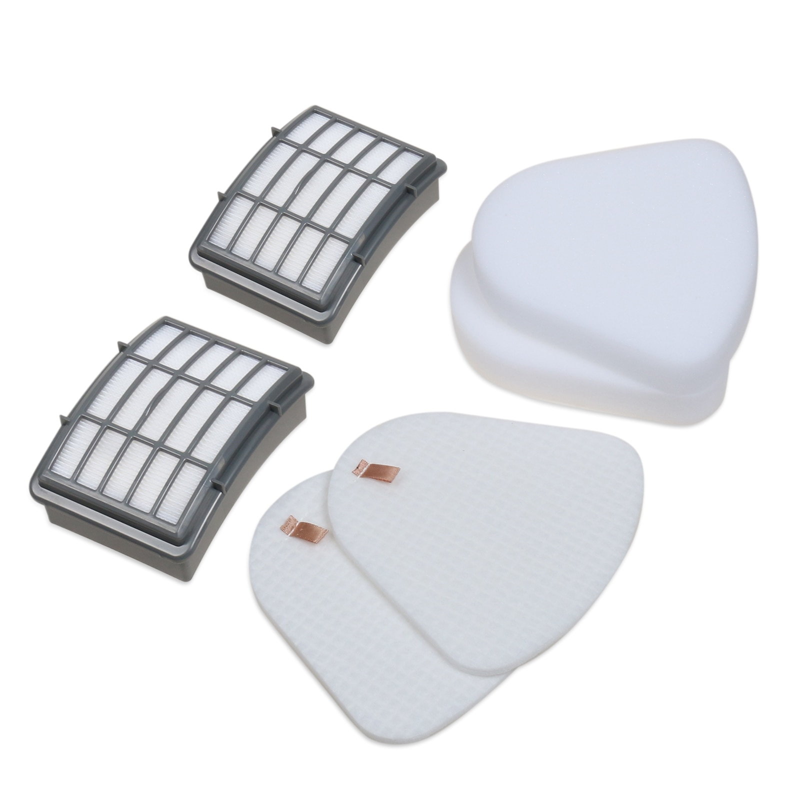 Сменный HEPA фильтр и войлочный фильтр и комплект пены для Shark Navigator Lift-Away Nv350 Nv351 Nv352 Nv355 Nv357 Запчасти для пылесосов