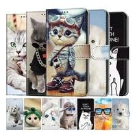 kids cat phone case for samsung galaxy a12 a32 a42 a52 a72 5g a02 a02s a01 a11 a31 a41 a51 a71 a10 a20 a30 a40 a50 a70 cover