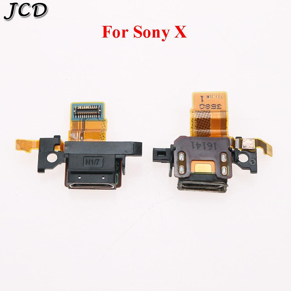 JCD para Sony Xperia X F5121 F5122 puerto de carga USB Cable flexible cargador Puerto zócalo placa módulo piezas de repuesto