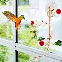 bird feeding tool innovative suction cup hummingbird feeder carrying bird feeder for outdoor use pet bird feeder