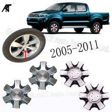 Moyeu de roue pour Toyota Hilux Fortuner Kun25 Kun26   20 pièces, capuchon de roue central, moyeu de roue pour Toyota Hilux Fortuner Kun26
