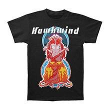 Hawkwind Mens Space Ritual T-Shirt Black