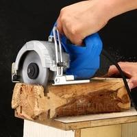 electrical tools chainsaw circular saw cutting machine industrial grade sawwood plastic metal glass stone multifunction 1450w