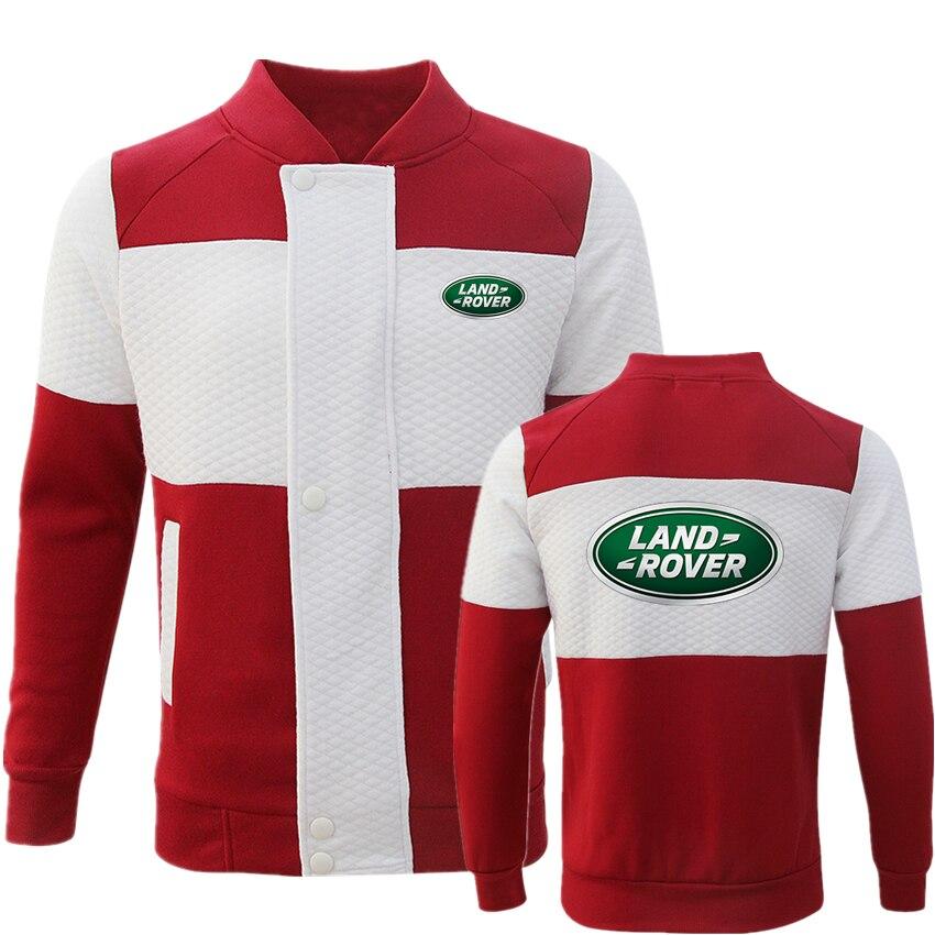 Мужская модная куртка Land Rover, новая мужская ветровка, куртка-бомбер, осенняя мужская армейская одежда-карго, Повседневная Уличная одежда, 2021