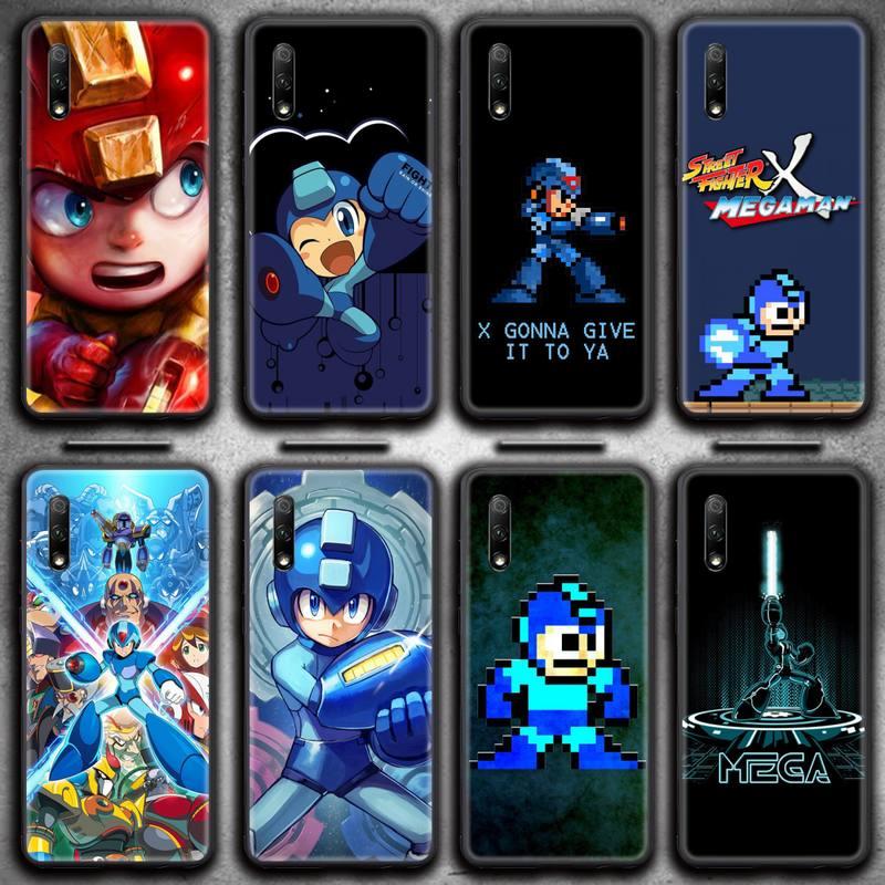 Rockman Megaman juego teléfono funda para Huawei Honor 30 20 10 9...
