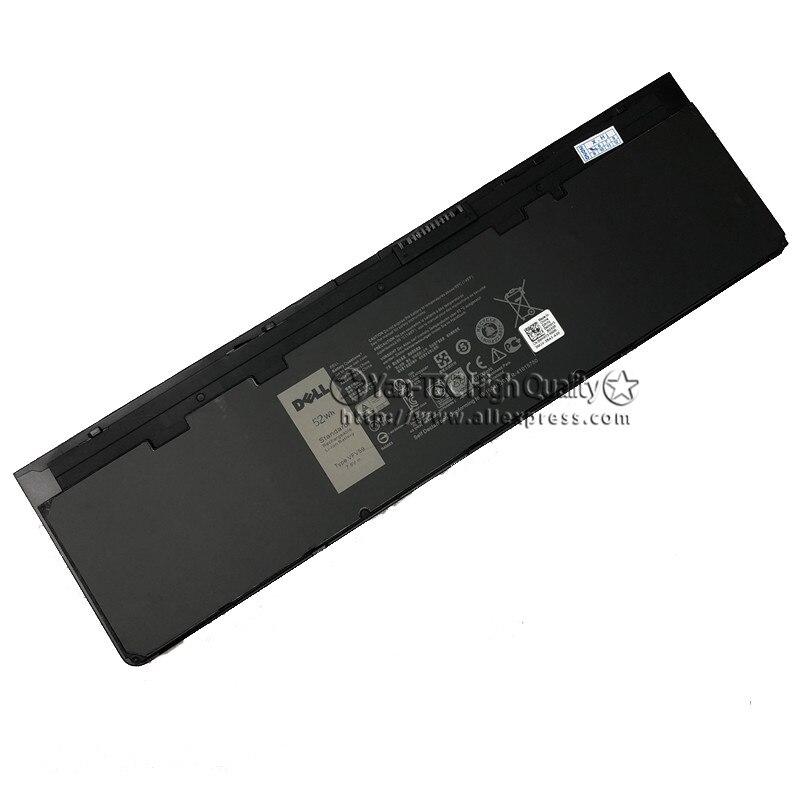 Batería Original para portátil DELL Latitude E7250 E7240 VFV59 WD52H de 4 celdas 52wh