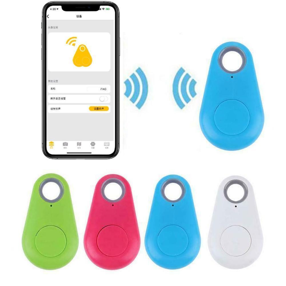 Anti-perdido alarme inteligente tag sem fio bluetooth rastreador chave blt anti para crianças alarme criança itag pet saco finder carteira lost loca b3t1