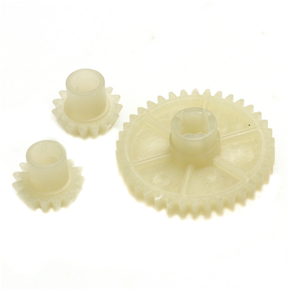 Reduction Gear Worm A949 A959 Replacement DIY Plastic Easy Installation Toy Kids Durable Parts For W