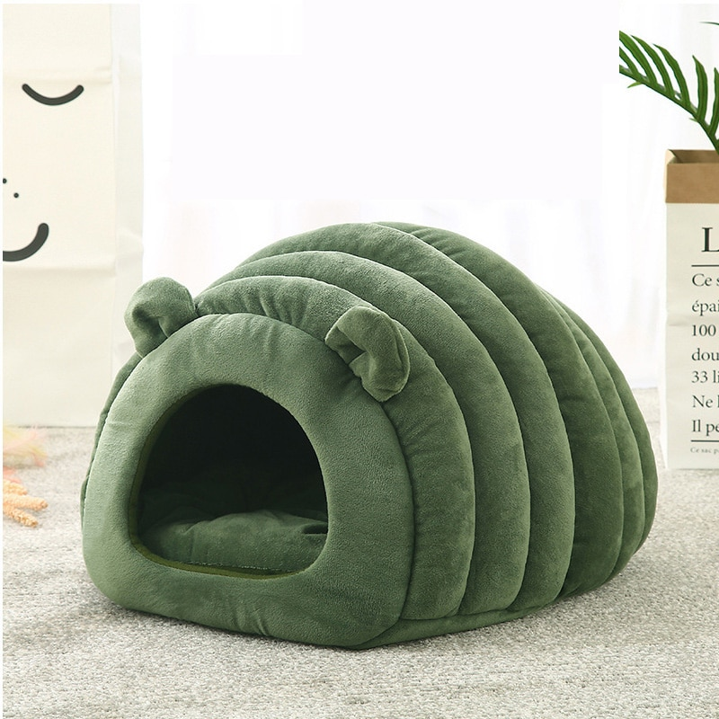 Cama de invierno para Gatos, estera de Gatos, sacos de dormir calientes,...
