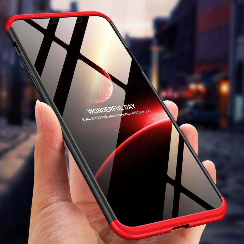 Funda de lujo para iPhone 11 Pro Max caso 360 ordne de a prueba de golpes a prueba PC rígido mate cubierta del teléfono para iPhone 11 Pro Max Fundas