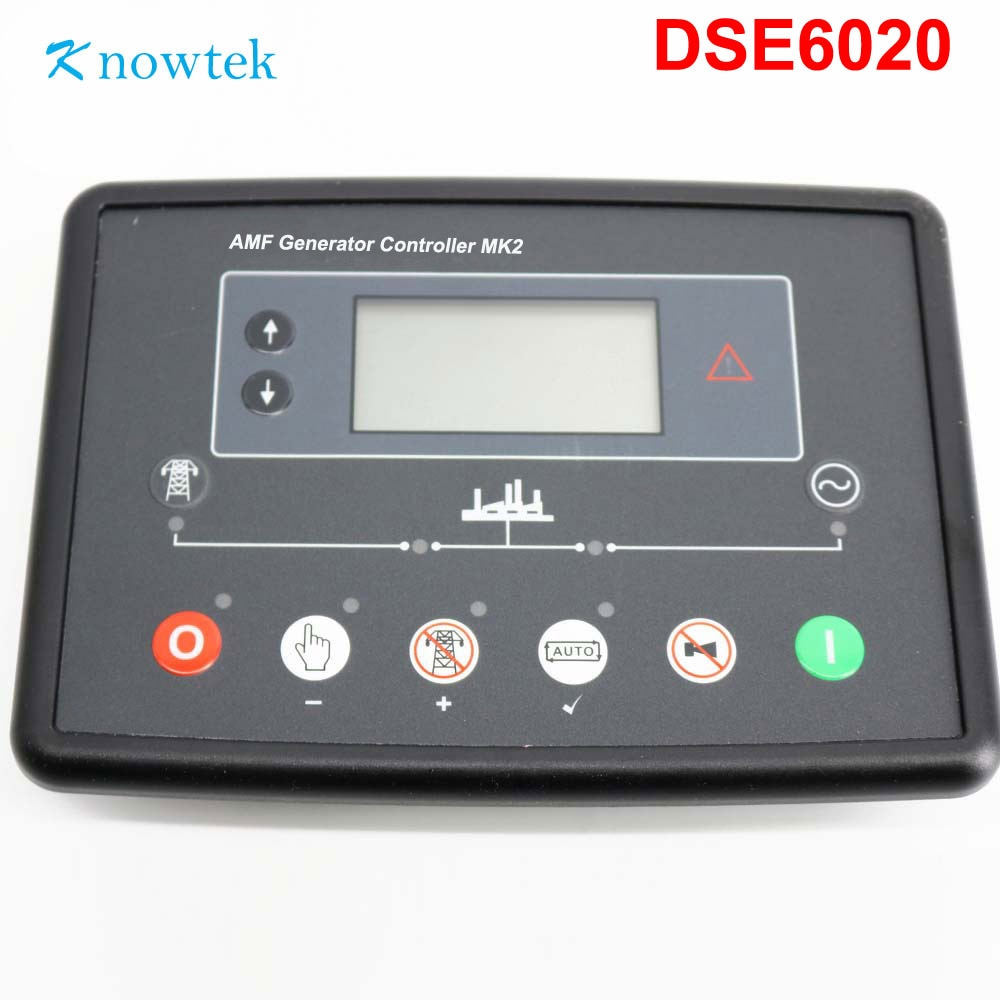 السيارات تحكم AMF DSE6020 استبدال DSE 6020 MK2 DSE6020MK2 للتحكم في مولد جهاز توليد الطاقة