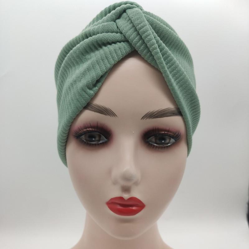 Women's chemical hat turban flower decoration headgear beanie hat Cancer chemical hat ladies turban Muslim hood new fashion