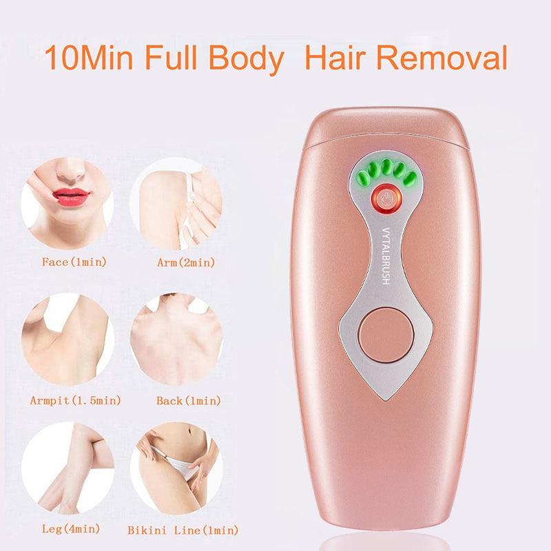 Laser Epilator Painless IPL Hair Removal System for women bikini  facial body Profesional Permanent Hair Remover Device enlarge