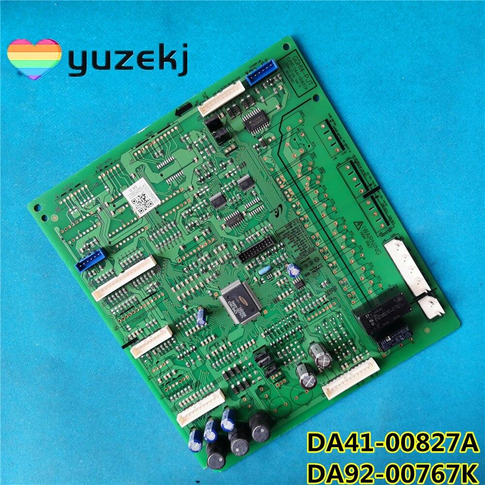 Good quality For  Refrigerator RH62K6151S8/SC Main Control Board DA41-00827A DA92-00767K Motherboard Computer board