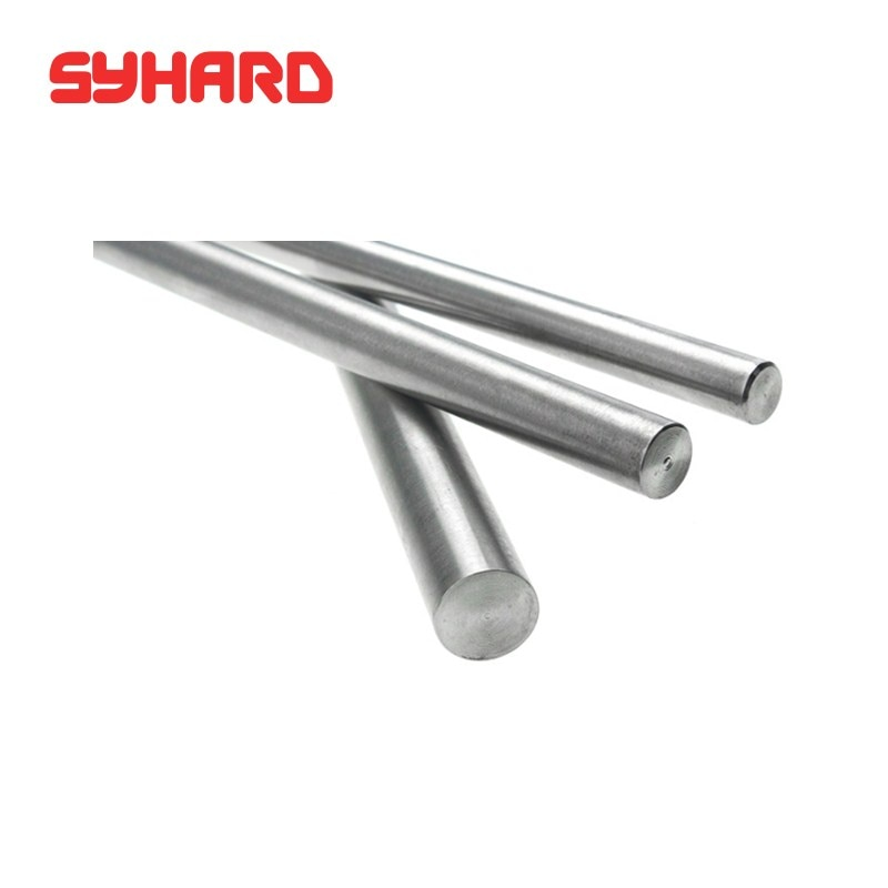 National standard 2 pcs TC4 Titanium alloy round bar polished solid titanium rod (diameter 3mm/4mm/6mm/8mm/10mm length 500mm)