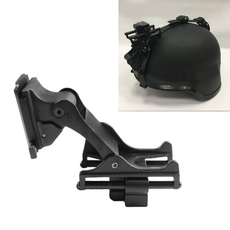 Airsoft Paintball FAST Helmet Mounting Kit For Rhino NVG PVS-7 PSV-14 Of FAST M88 MICH Helmet  Goggle Helmet Rhino Night Vision