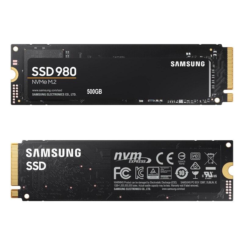 SAMSUNG SSD NVMe M.2 Internal Ssd 500gb Hard Disk 1 Tb State Drive Hard SSD M2 2280 TLC 250Gb PCIe Gen 3.0 x 4,NVMe 1.4 For PC enlarge
