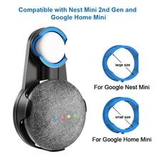 Prise support de montage mural support de cordon pour Google maison nid Mini Assistant vocal brancher cuisine chambre support Audio