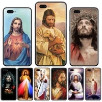 faith christian religious jesus phone case for oppo f 1s 7 9 k1 a77 f3 reno f11 a5 a9 2020 a73s r15 realme pro cover funda shell