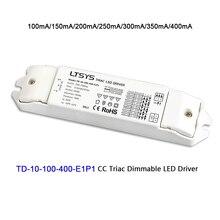 10W/15W/20W/25W/30W/36W/50W led güç, sabit akım triyak karartma LED sürücü, 0/1-10V karartma sürücü; led şerit ışıklı bant