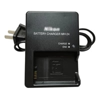 Travel Digital Camera Battery Charger MH-24 For Nikon D5100 D5200 D5300 D3100 D3200 EN-EL14 EN-EL14A Lithium Battery Charger