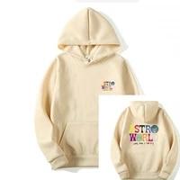 2021travis scott astroworld wish you were here hoodies fashion letter astroworld hoodie streetwear man woman pullover sweatshirt