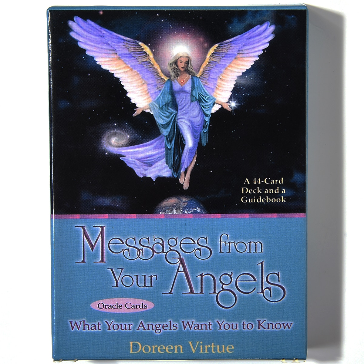 Messages from Your Angels What Your Angels Want You to Know Tarot Oracle Cards michael bohoskey messages from mother earth