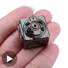 SQ8 SQ 8 Vision nocturne petit Secret Micro caméra vidéo caméra intelligente 1080p HD microcaméra minuscule enregistreur Miniature