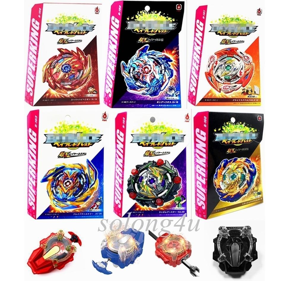 Solog4u B159/B160/B161/B163/B164/B167 serie extragrande de Spinning Top juguetes para niños