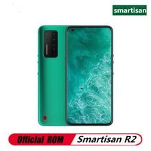 "Téléphone portable Original Smartisan R2 5G Snapdragon 865 Android 10.0 6.67 ""AMOLED 90HZ 16GB RAM 512GB ROM 108MP caméra 55W chargeur"