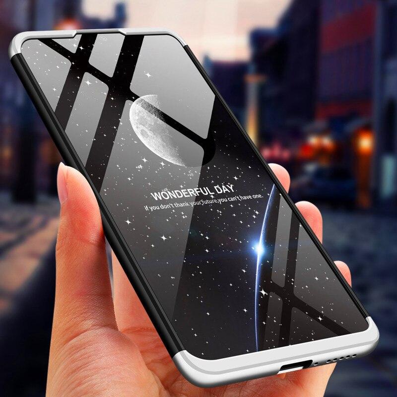 Funda delgada para Xiaomi Mi 10 Lite 360 protección completa antigolpes 3 en 1 funda de PC dura mate Xiaomi Mi 10 Pro Xiaomi10 Coque