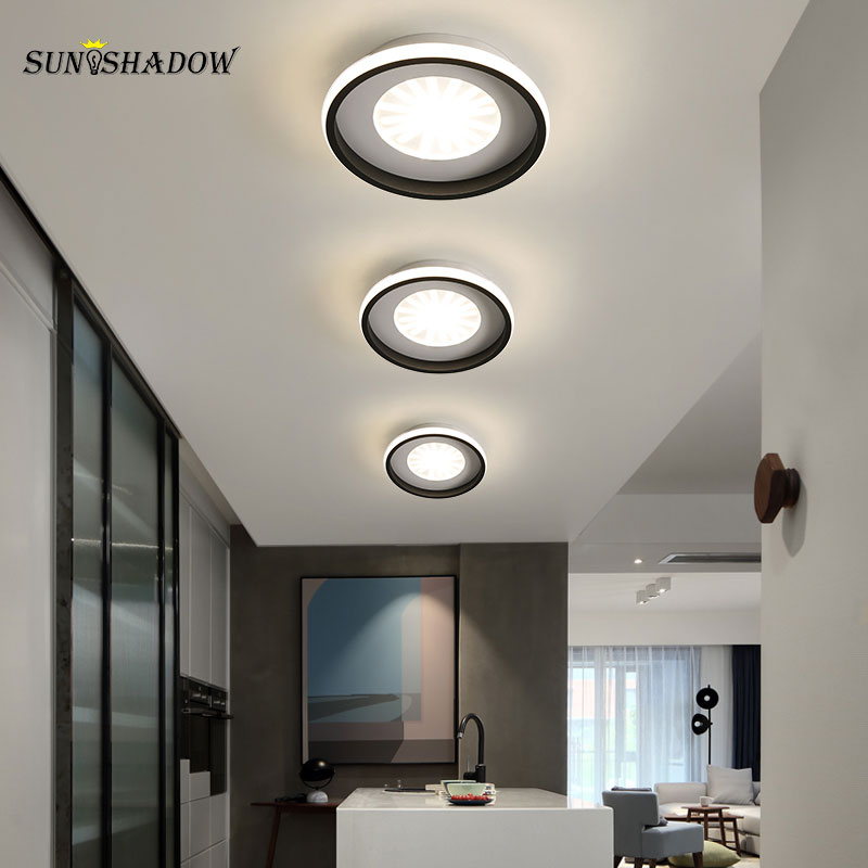 Modern Led Ceiling Light Indoor Home Corridor Light Aisle Lamp Small Ceiling Lamp for Living room Dining room Bedroom Kitchen indoor lighting led ceiling lamp for home 12w modern ceiling light living room bedroom dining room corridor light kitchen lamps
