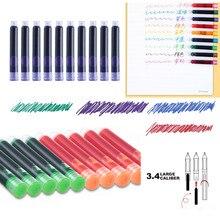 30Pcs Universal Vulpen Inkt Sac Cartridges 3.4Mm Vullingen School Kantoorbenodigdheden null    -