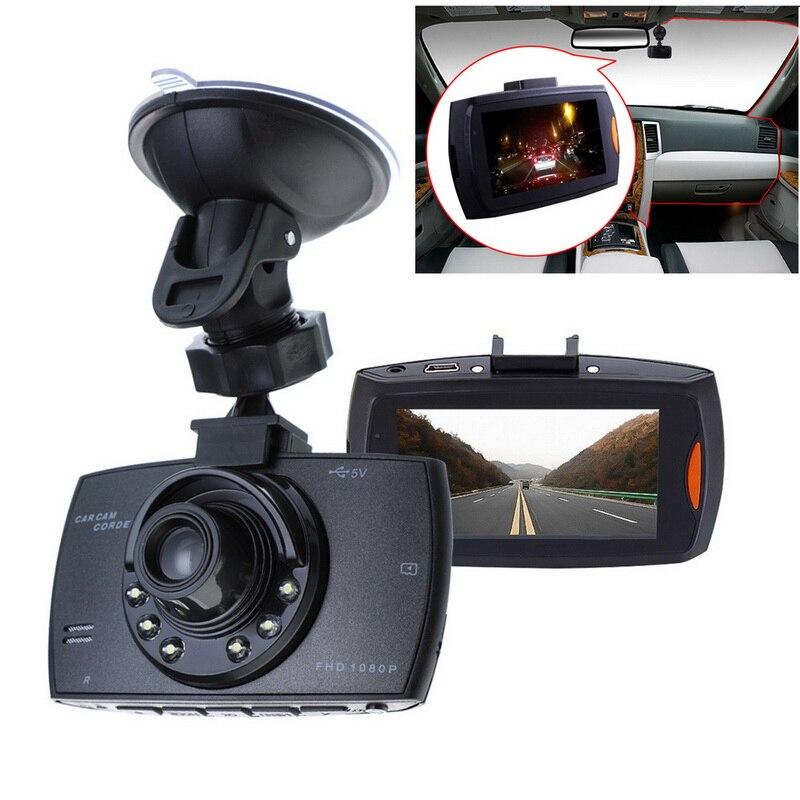 G30 2,2 pulgadas Full HD 1080P panel Invisible vehículo cámara grabadora coche, vídeo, dvr grabadora 90 grados lente gran angular DashCam