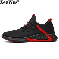 2019 mens shoes autumn new fashion casual travel shoes non slip bottom comfortable flying woven upper man shoes sport shoes men