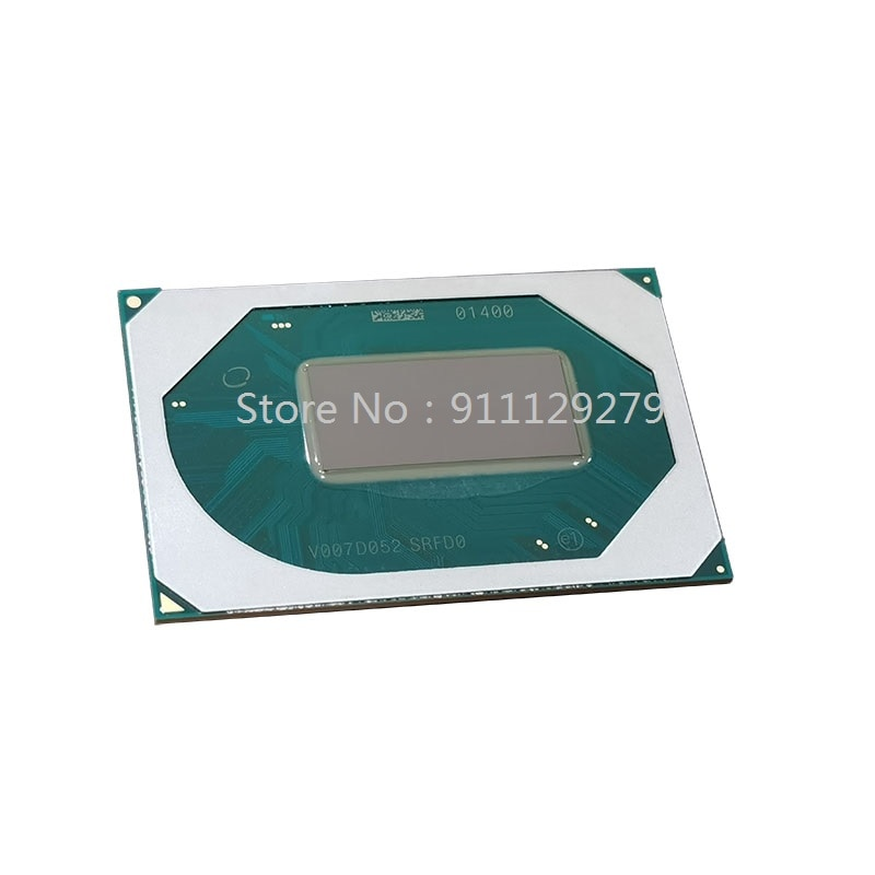 100% novo núcleo i9 móvel i9-9980HK srfd0 srfdo 9980hk 8 núcleos bga1440 cpu microprocessador