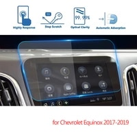 for chevrolet equinox 2017 2018 2019 car navigation gps screen protector display screen tempered glass screen protective film