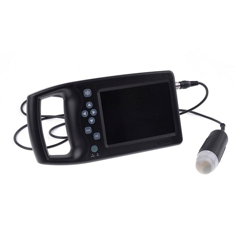صنع في الصين عالية الجودة المحمولة لون آلة الموجات فوق الصوتية دوبلر