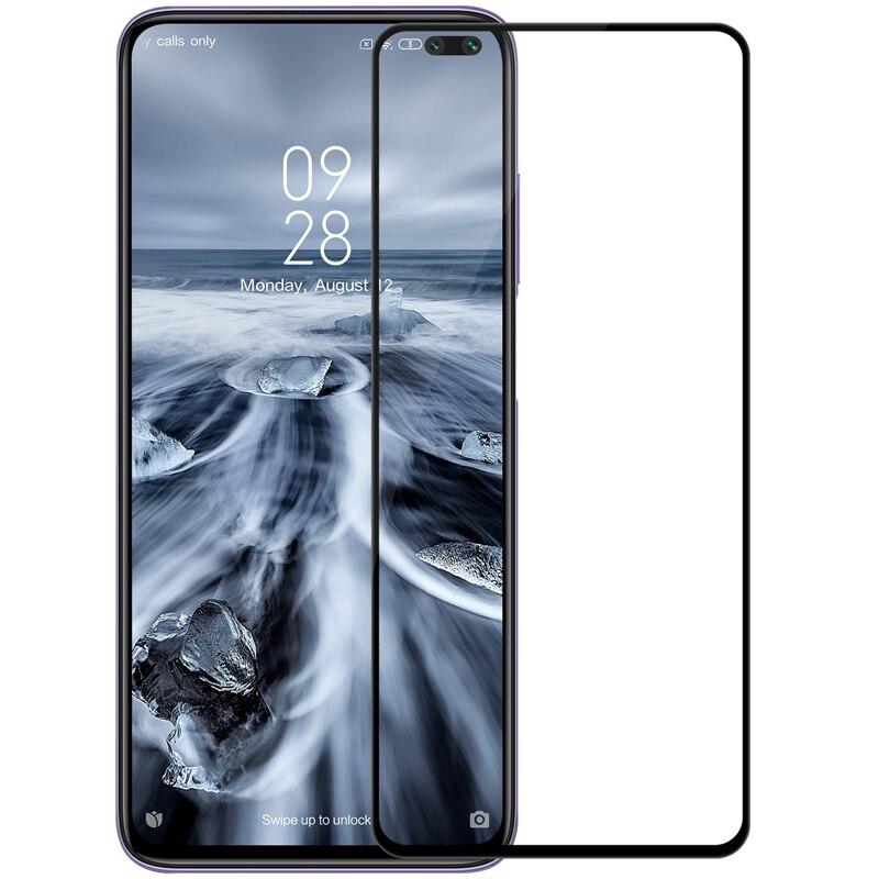 Для Xiaomi POCO X3 NFC стекло NILLKIN CP + Pro Полное покрытие анти-эксплозивный экранный протектор из закаленного стекла для redmi K30 K30 5G стекло