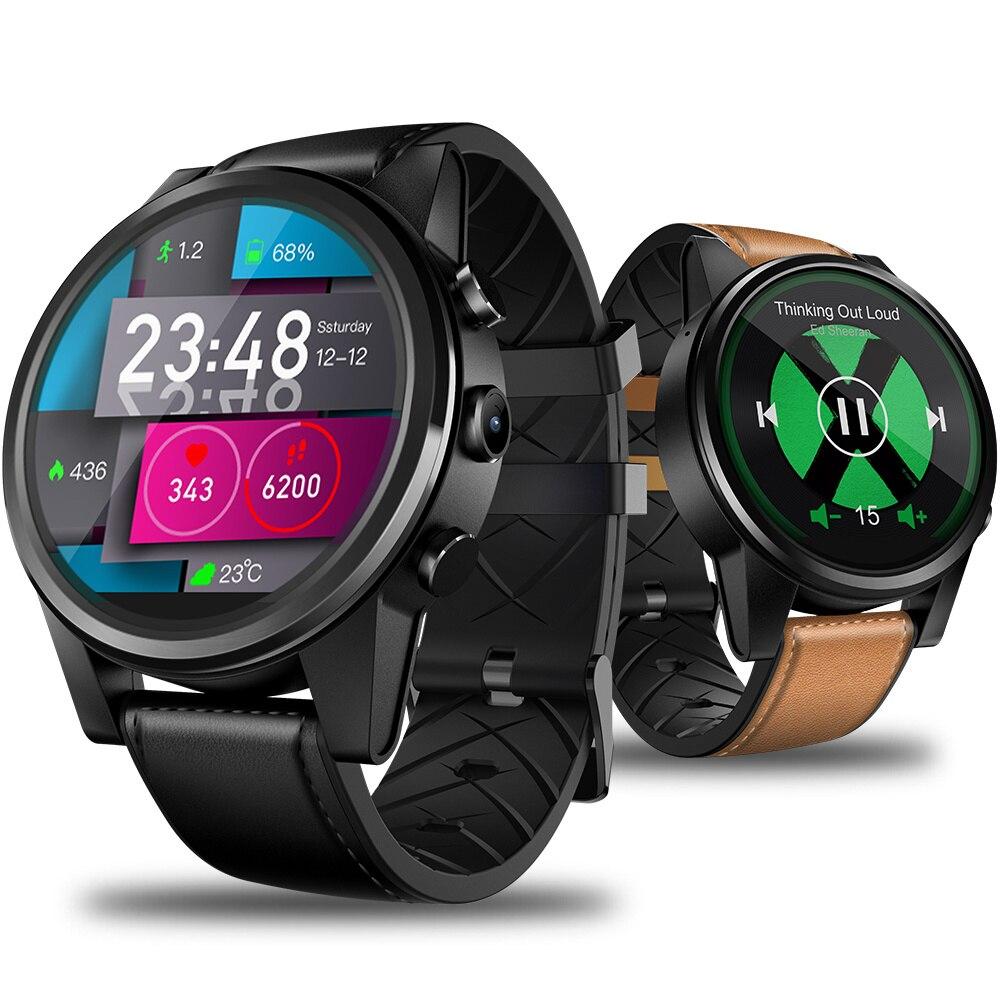 LOLIA THOR 4 PRO 4G SmartWatch 1.6 inch Crystal Display GPS Quad Core 16GB 600mAh Smart Watch Men relogio inteligente femenino