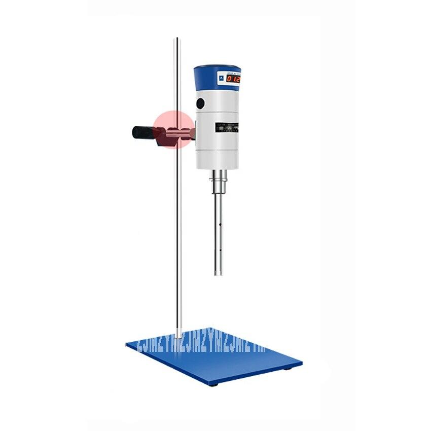 Homogeneizador de dispersión de alta velocidad para laboratorio, crema emulsionante dispersor cosmético de 30-1500ML, 110V/220V FJ200/FJ200-SH opcional