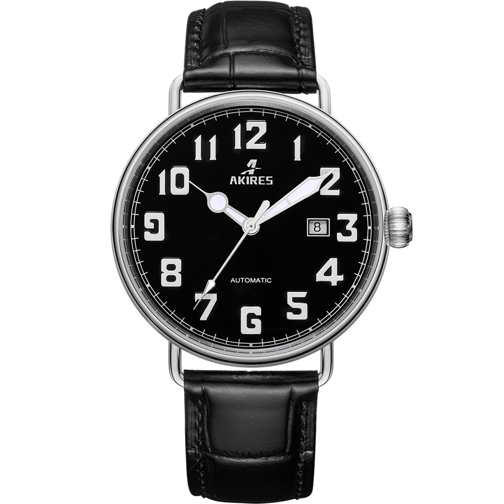 ساعات رجالية أوتوماتيكية ، PT5000 ، ساعة يد رياضية ميكانيكية ، 43 مللي متر ، فولاذ مقاوم للصدأ ، كريستال ياقوت مضيء ، 2021
