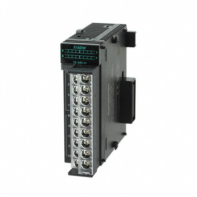 AFP7X16DW وحدة الإدخال الرقمي 16DI (12-24 فولت تيار مستمر) ، p + n التبديل ، محطة المسمار M3