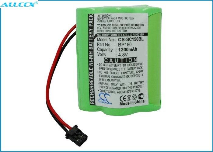 Аккумулятор Cameron Sino 1200 мАч для Uniden BC120, BC220,BC230,BC235,BC245,BC250D,BC296D,BP1000,BP120,BP150,BP1600,BP180,BP250,SC150