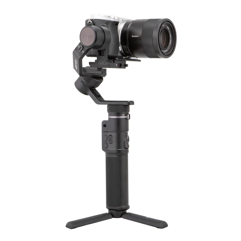 Cardán estabilizador FeiyuTech G6 Max para teléfono inteligente IPhone X Gopro Hero 7 6 5 cámara sin espejo de bolsillo samsung s8